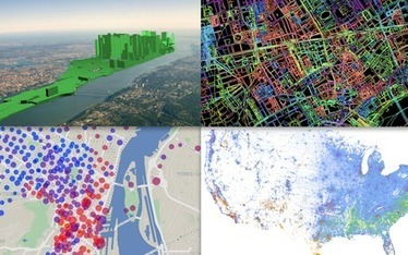 The Most Innovative Maps of 2013 | TIG | Scoop.it