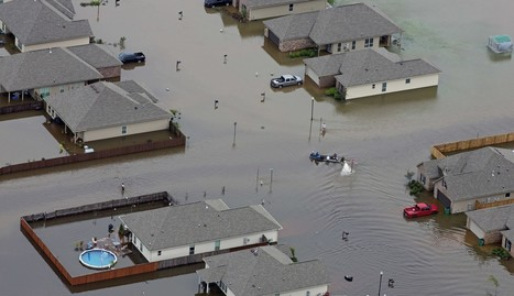How over 2 feet of rain caused historic flooding in Louisiana in less than 72 hours | Geography Education | Scoop.it