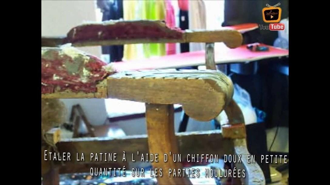 Patine sur meuble ancien restaurer meuble p for Patine sur meuble ancien