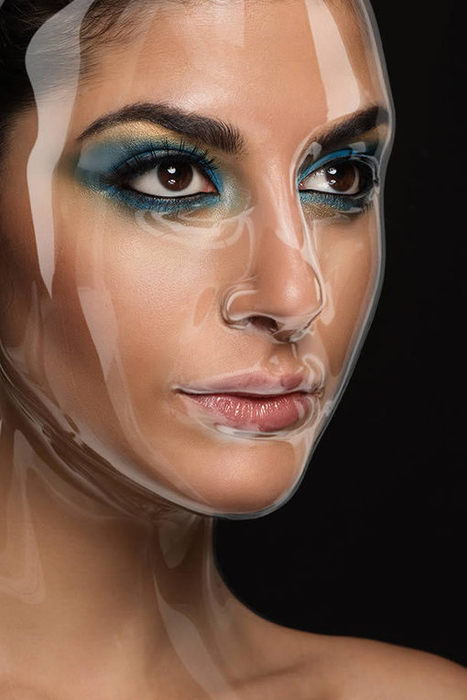 Apply a Plastic Mask Effect to a Portrait | The Official Photoshop Roadmap Journal | Scoop.it
