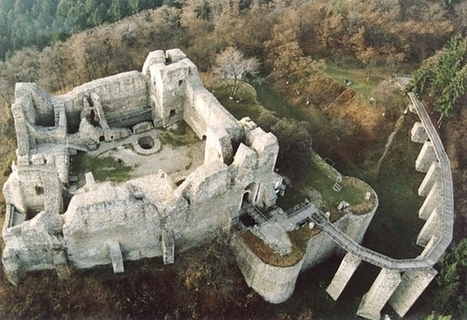 Ruins of the Neamt fortress Romania | Modern Ruins | Scoop.it
