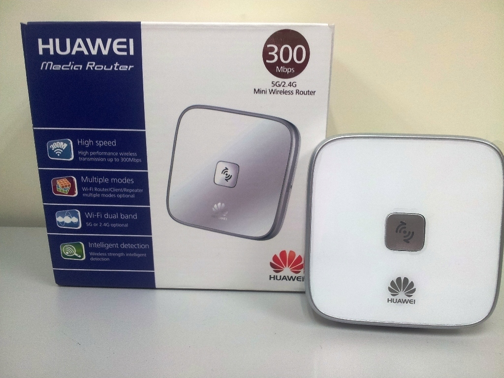 Huawei Wireless Repeater WS323 | Mobile Router