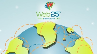 Le Web a 25 ans, merci Tim Berners-Lee [Infographie] | Beyond Web and Marketing 3.0 | Scoop.it
