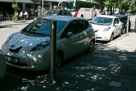 60% of New Cars In Norway Were EVs Or Hybrids In March | Hacia el AUTOCONSUMO | Scoop.it