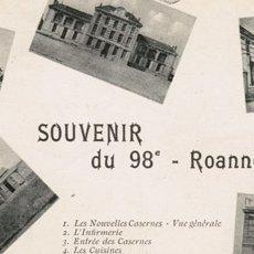 Souvenirs des régiments - LoireGenWeb | GenealoNet | Scoop.it
