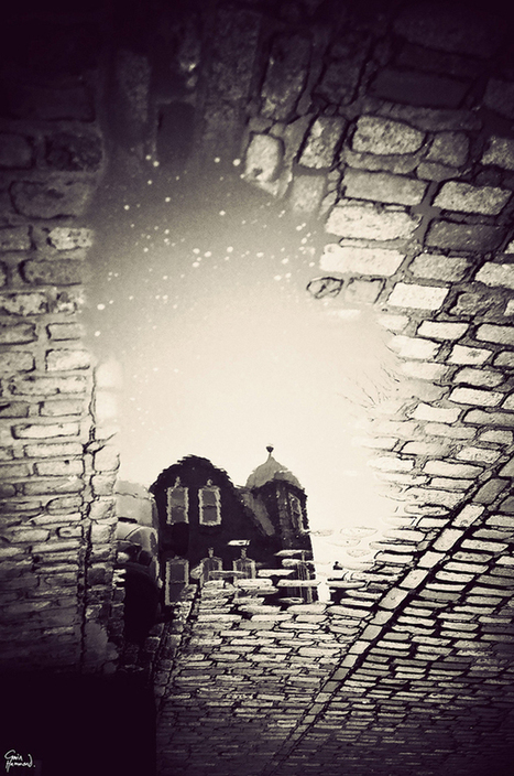 Photographs Of London Captured In Puddles by Gavin Hammond | What's new in Visual Communication? | Scoop.it