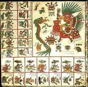 Mito Azteca de la creación (Centroamerica) | Origen del Mundo a través de los Mitos | Scoop.it