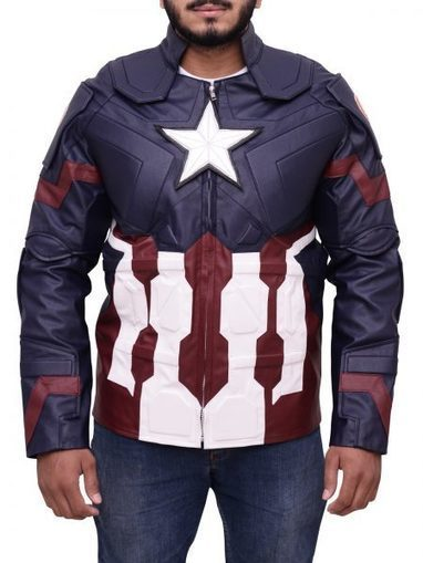 df2be9070932f Chris Evans Captain America Civil War Outfit