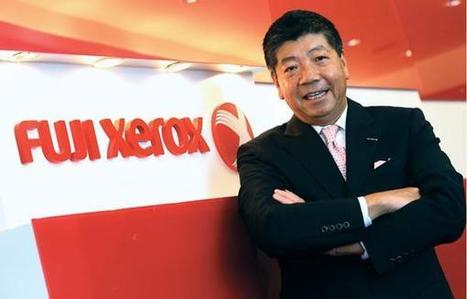 Fuji Xerox plans to expand 3D printing & cloud services to China in 2017 | 3D_Materials journal | Scoop.it