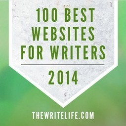The 100 Best Websites for Writers in 2014   The Writer's Resource Cupboard   Scoop.it