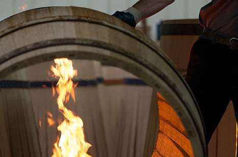 Oak barrels: What they do to wine - Decanter | Le Vin en Grand - Vivez en Grand ! www.vinengrand.com | Scoop.it