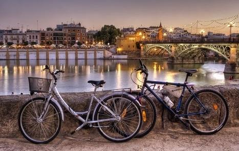 Séville, exemple d'intégration du vélo en ville | RoBot cyclotourisme | Scoop.it