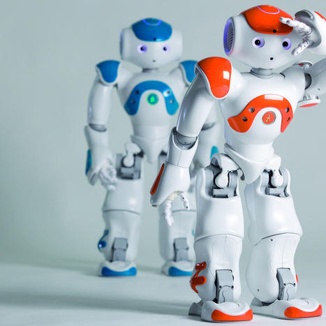 Robot Helps Teach Kids With Autism   How will robotics change lives in the near future   Scoop.it