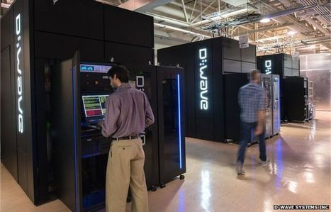 Quantum Computing Is Real, and D-Wave Just Open-Sourced It | More Commercial Space News | Scoop.it