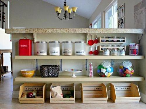 39a198390dc 10 Clever Ways to Keep .. Kitchen Organized - Simple Better Solutions