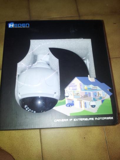 Caméra Dome CAMH06IPWE de Heden | Soho et e-House : Vie numérique familiale | Scoop.it