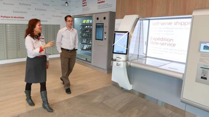 Canada Post embracing e-commerce with modern pickup centres via @RCEQ | Digital Transformation of Businesses | Scoop.it