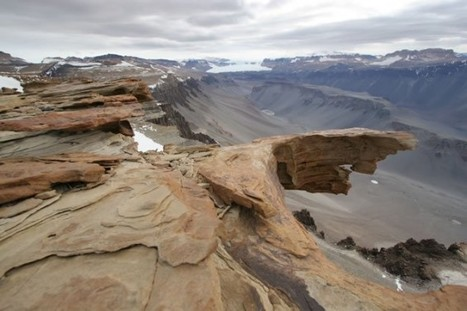 Vacation to Mars: Antarctica's Dry Valleys - Mental Floss | Geotechnobabble | Scoop.it