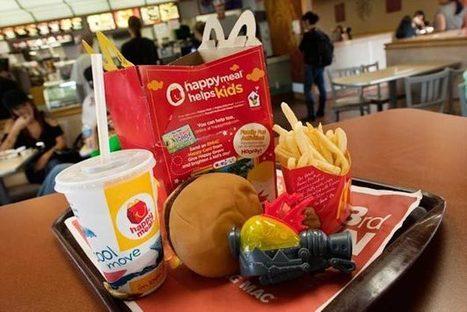 McDonald's Happy Meals Now Offer eBooks Instead Of Toys - PSFK | Bibliothèque et Techno | Scoop.it