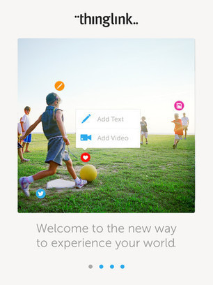 Add Interactive Text And Video Tags To Your Photos With ThingLink - AppAdvice | Engaging learning experiences | Scoop.it