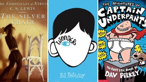 24 Books To Read Before They Come To A Screen Near You | Reading for all ages | Scoop.it