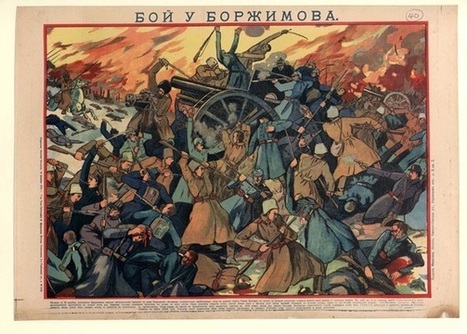 World War One - The British Library | European History 1914-1955 | Scoop.it