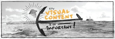 Why Visual Content Is So Important   Designed to Sell   Scoop.it