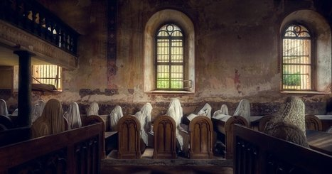 Famous Abandoned Church Full of 'Ghosts' | Urban Decay Photography | Scoop.it