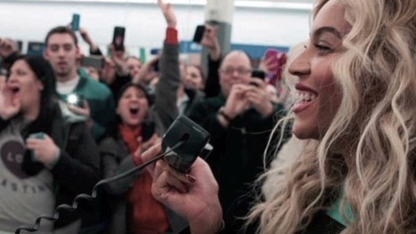 No stunt: Beyonce's sneak attack on the music industry resets the rules | Using Brain Power in Business | Scoop.it