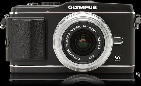 """Olympus PEN E-P3 Review 
