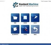 Kontent Machine v3 Review: Tutorial and 40% Discount | Blogging Cage | Scoop.it
