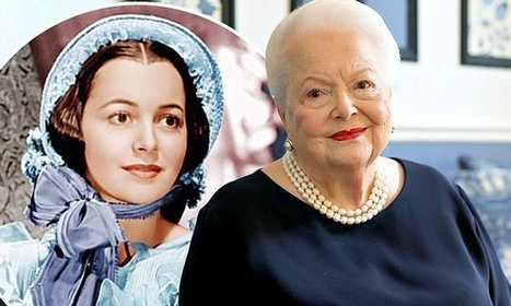 "Gone With The Wind's Olivia de Havilland turns 100 | ""FOLLIEWOOD"" 