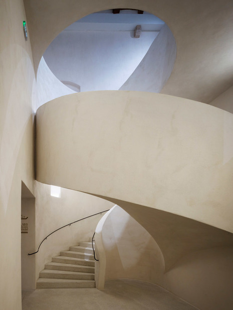 Herzog & de Meuron adds underground gallery to Musée Unterlinden | Today's Modern Architects and Architecture | Scoop.it