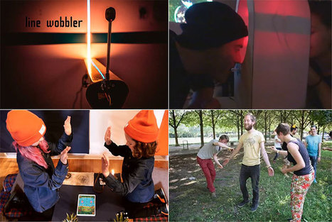 IndieCade Europe : programme, intervenants, workshops... | jeux vidéos Bordeaux | Scoop.it