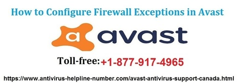 avast how to add exceptions