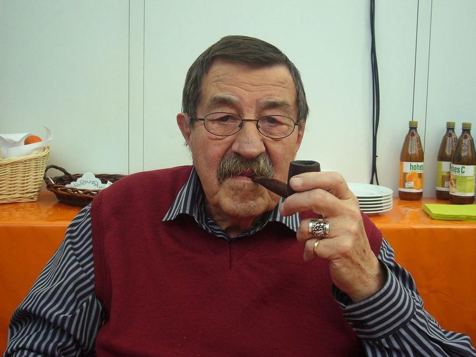 Décès de Günter Grass (87 ans) : Alain Lance se souvient - Le SauteRhin | Hallo France,  Hallo Deutschland     !!!! | Scoop.it
