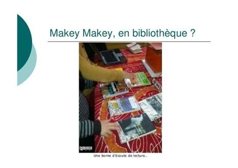 Borne d'écoute avec MakeyMakey - Lab en Bib | Bibliothèques | Scoop.it