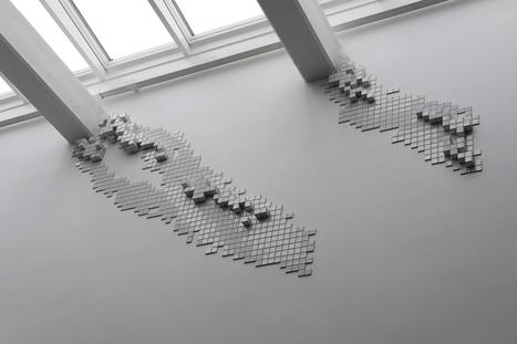 Anna Borgman & Candy Lenk:MOS (Moss) | Art Installations, Sculpture, Contemporary Art | Scoop.it