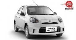 Nissan Micra Active Price in India, Image, Variants, Review and Comparison | Carzoom.in | Cars | Mobiles | Coupons | Travel | IPL | Scoop.it