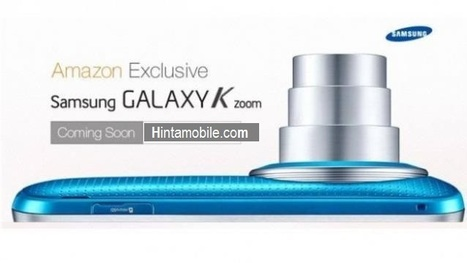 Samsung Galaxy K Zoom | Pakistan New Mobile phone and their specification Website | Scoop.it