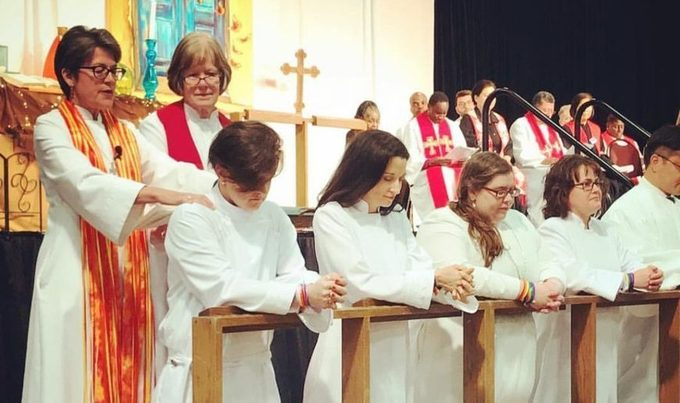 The United Methodist Church has appointed a transgender deacon