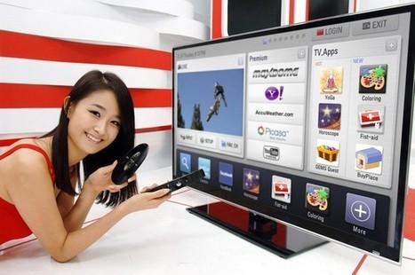 La télévision connectée ne séduit plus | Nouvelles écritures et transmedia | Scoop.it