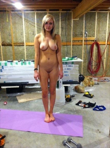 Nude holy halston pussy