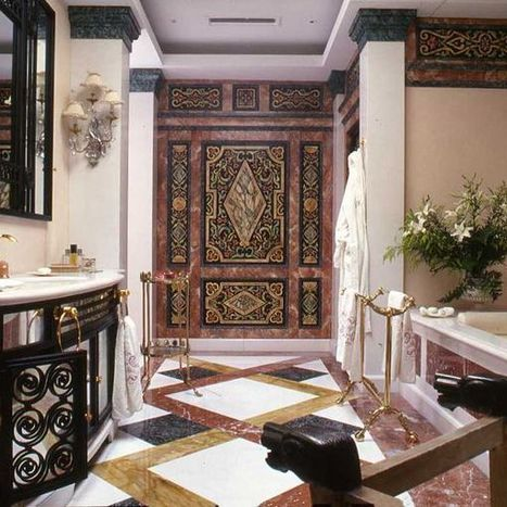 Elegant Bathroom Ideas | Decorating Bathroom | Scoop.it