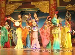 Chinese Dance, Chinese Dancing, Dancing History of China | Dance History Resources | Scoop.it
