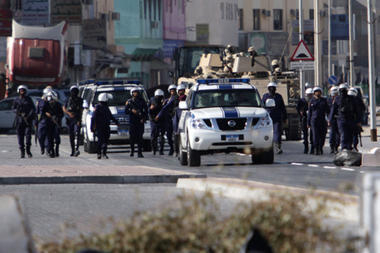 Bahrain's king thanks Saudi troops for thwarting 'external plot' | Coveting Freedom | Scoop.it