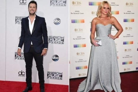 2016 ACM Awards Nominees Announced | Country Music Today | Scoop.it