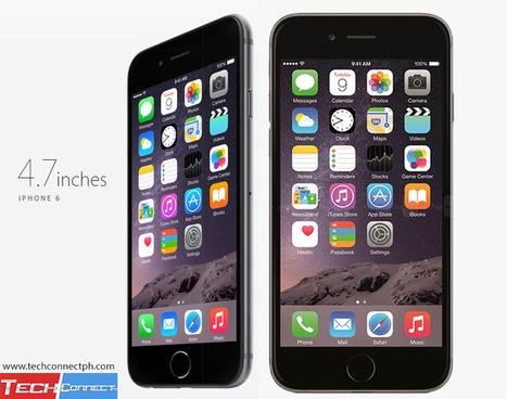 Apple iPhone 6 Specs, Features, and Price   TechConnectPH News   Scoop.it