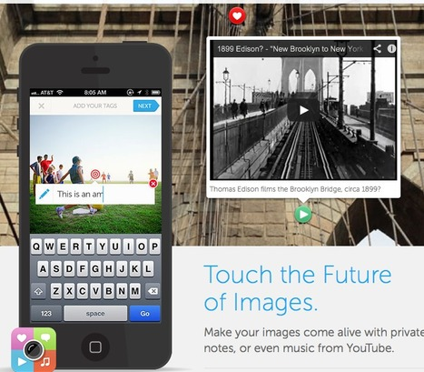 ThingLink Mobile — Available in the iTunes App Store - ThingLink | Digital Literacy | Scoop.it