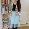 Breton Stripe Cotton Jacket